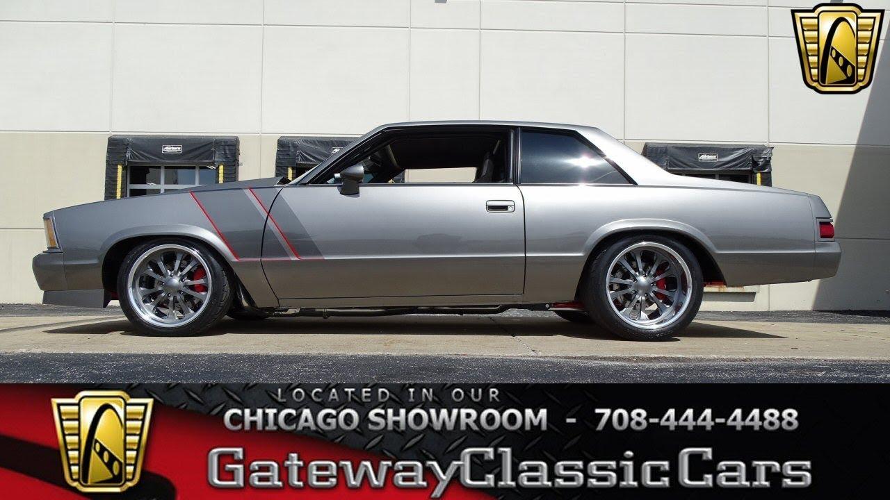 1979 Chevrolet Malibu Gateway Classic Cars Chicago #1371