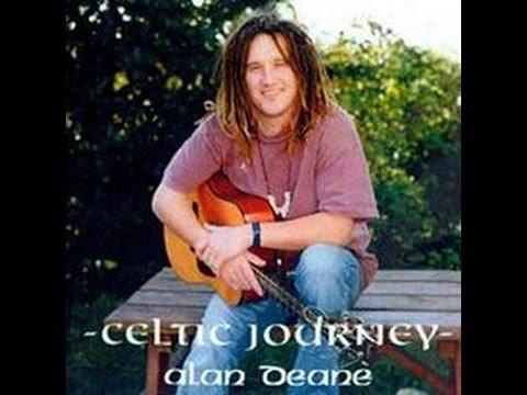 """""""Celtic Journey"""" Full Album~Belfast Busker~Alan Deane~*~"""