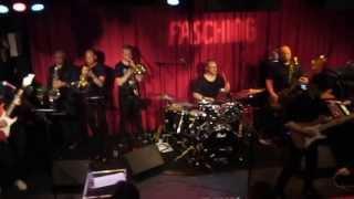 Ole Børud - Backyard Party - City Lights - Fasching - 2013-05-31