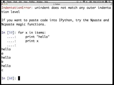 Python for Programmers: A Project-Based Tutorial