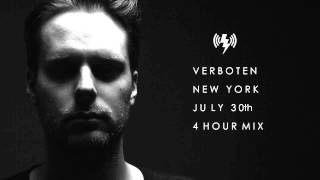 Fehrplay - 4 hours live from Verboten, New York - 30th of july 2015