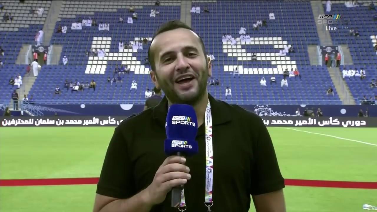 مباراة #الهلال و #الفيحاء الجولة الثالثة