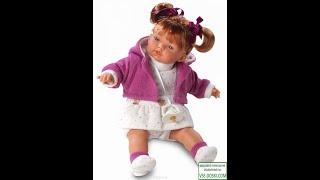 Обзор: Llorens Кукла Алиса 33 см