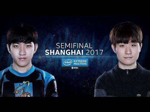 StarCraft II - herO vs. TY [PvT] - Semifinal - IEM Shanghai 2017
