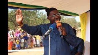 TBC1: Waziri Ampa Mkandarasi Mwezi Mmoja Tu, Babu wa LOLIONDO Kicheko!