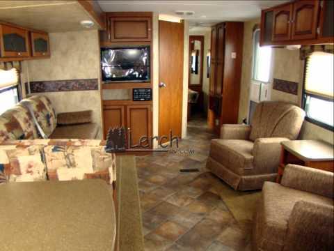 2012 Passport 3100RK rear kitchen travel trailer by Keystone RV@Lerch RV,Milroy PA sale price$23,820