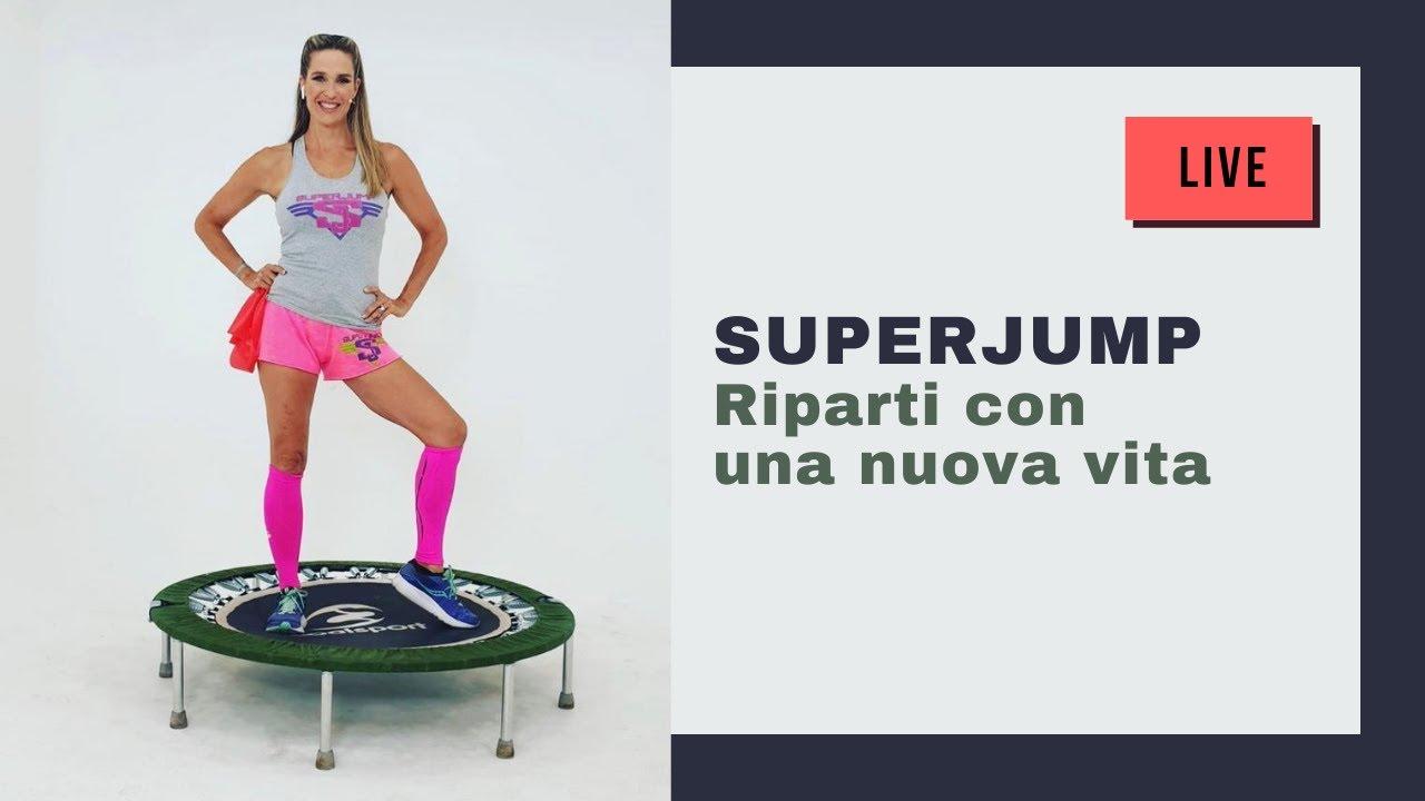 SuperJump: Riparti con una nuova vita 🔴 Jill Cooper LIVE