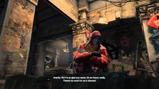 Batman: Arkham Origins -17- Beating Joker to a Pulp. Also, Anarky
