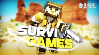 Minecraft Survival Games [MCSG] #191 - AMAZING SUPPORT + PLAYING UNDISGUISED?