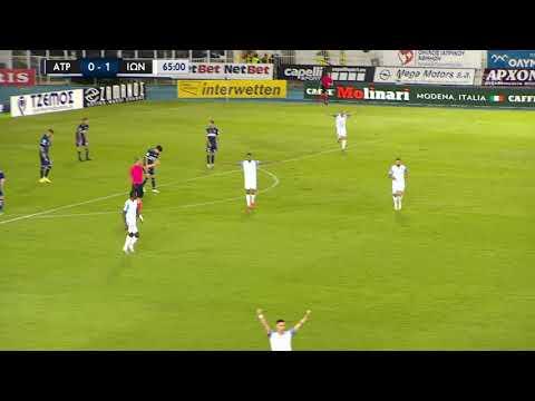 Atromitos Ionikos Goals And Highlights