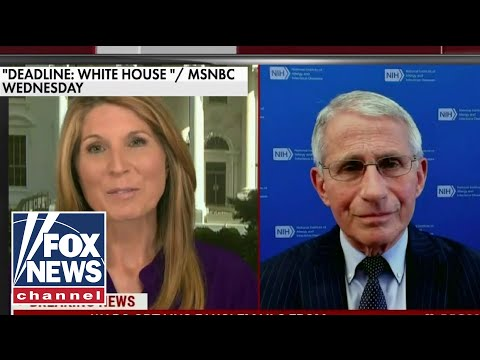 Media fawn over Fauci amid email backlash