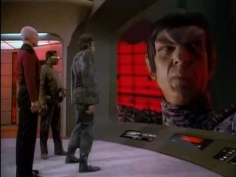 Star Trek STNG Moments 55 The Enemy