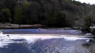 Kayaking, Hidden Valley Camping, Rathdrum