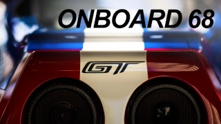 2017 Le Mans 24 Hour - LIVE Ford GT Onboards and Garage Cam - ONBOARD 68