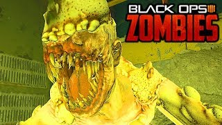 CALL OF DUTY BLACK OPS 4 Zombie Mode Gameplay - Zombie Gas