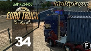 Euro Truck Simulator 2 | 50 Squad At It's Best