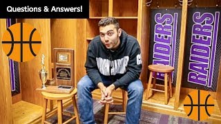 Division 3 Basketball Player does a Q&A?!?!