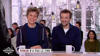 Roman Frayssinet n'a pas le time - Clique Dimanche - CANAL+