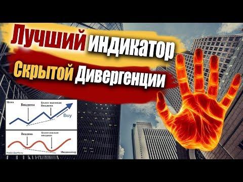 Hidden Divergence Panel - индикатор Скрытой Дивергенции для MT4