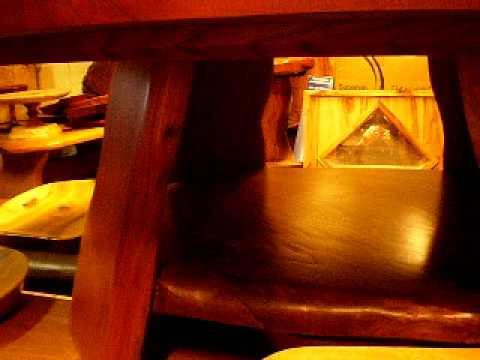 Australian Red Cedar Coffee Table by Steve Wright