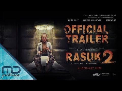 Rasuk 2 - Official Trailer (Explicit Version) | Nikita Willy, Megantara