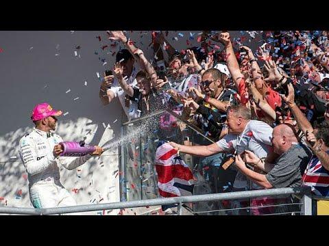 F1: Hamilton dá quarto título à Mercedes