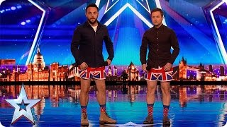 Look who's back    Britain's Got Talent 2017 returns!