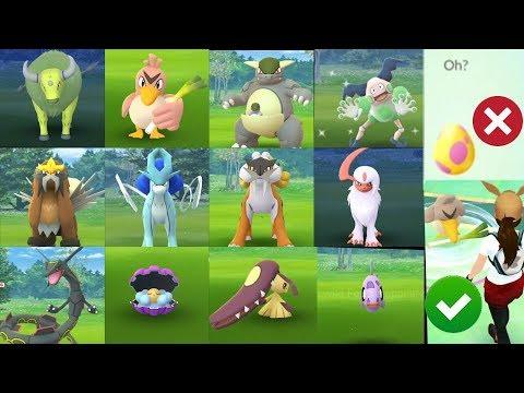 Shiny pokemon imminent