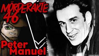 Mörderakte: #46 Peter Manuel / Mystery Detektiv