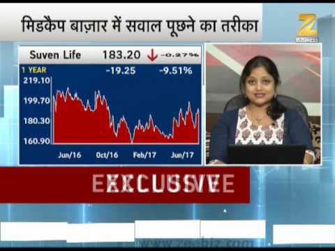 Infra, Hoseiry stocks among mid cap gainers while pharma shares fall slightly