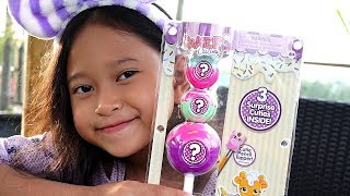 Mau Buka CakePop Cuties Squishy Toys 💖 ada Mainan apa ya didalamnya?