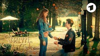 Fabiens Heiratsantrag | Sturm der Liebe