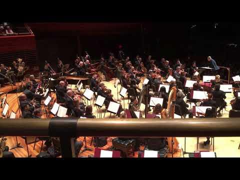 """2/18/18 Shostakovich Symphony 7 """"Leningrad"""" Invasion Theme, Yannick Nézet-Séguin Philadelphia Orch"""