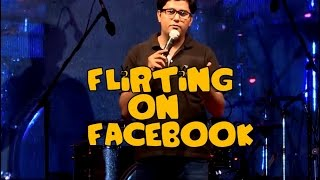 CHIRAYU MISTRY | FLIRTING ON FACEBOOK | STAND UP COMEDY