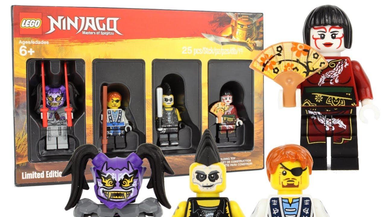 Harry Potter Hogwarts Minifigures for CUSTOM Lego Ninja NInjago Minifigure