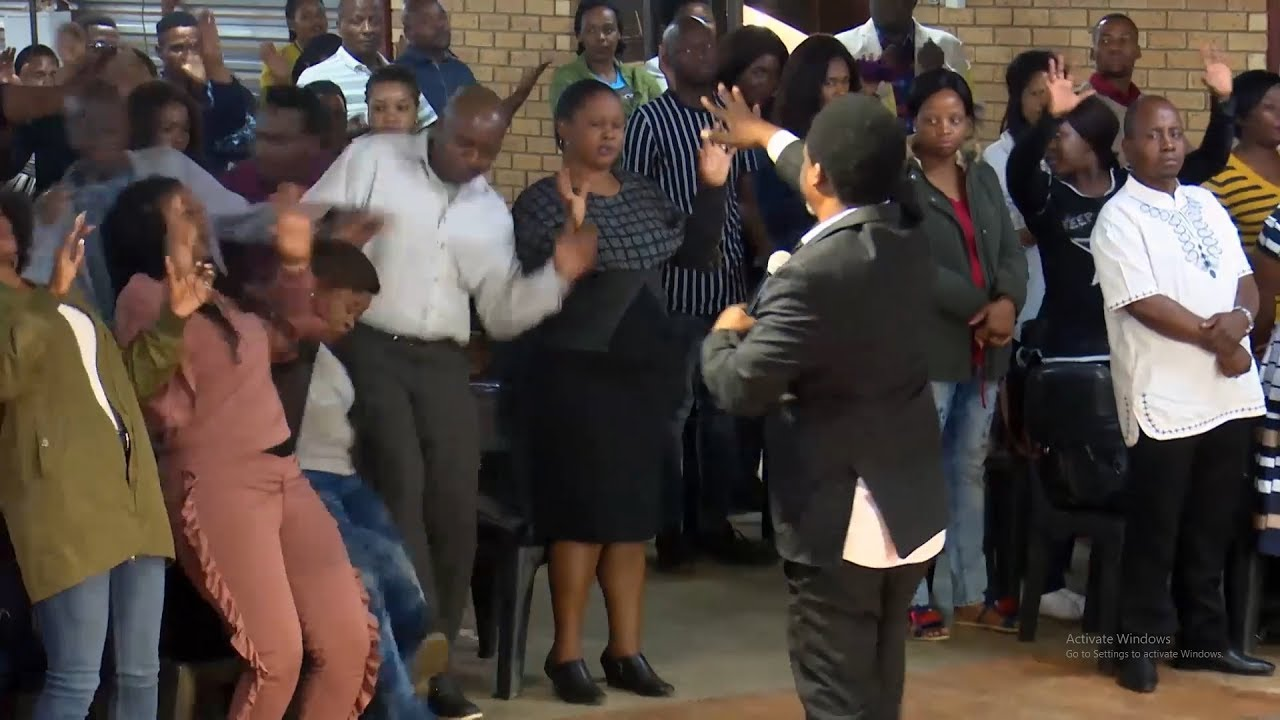 ANOINTING TO PROPHESY ll Apostle JB Makananisa by Charis Missionary Church