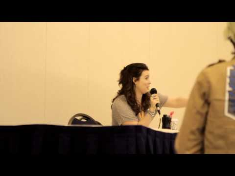 Cherami Leigh Panel @ Anime Weekend Atlanta 2014 (AWA)