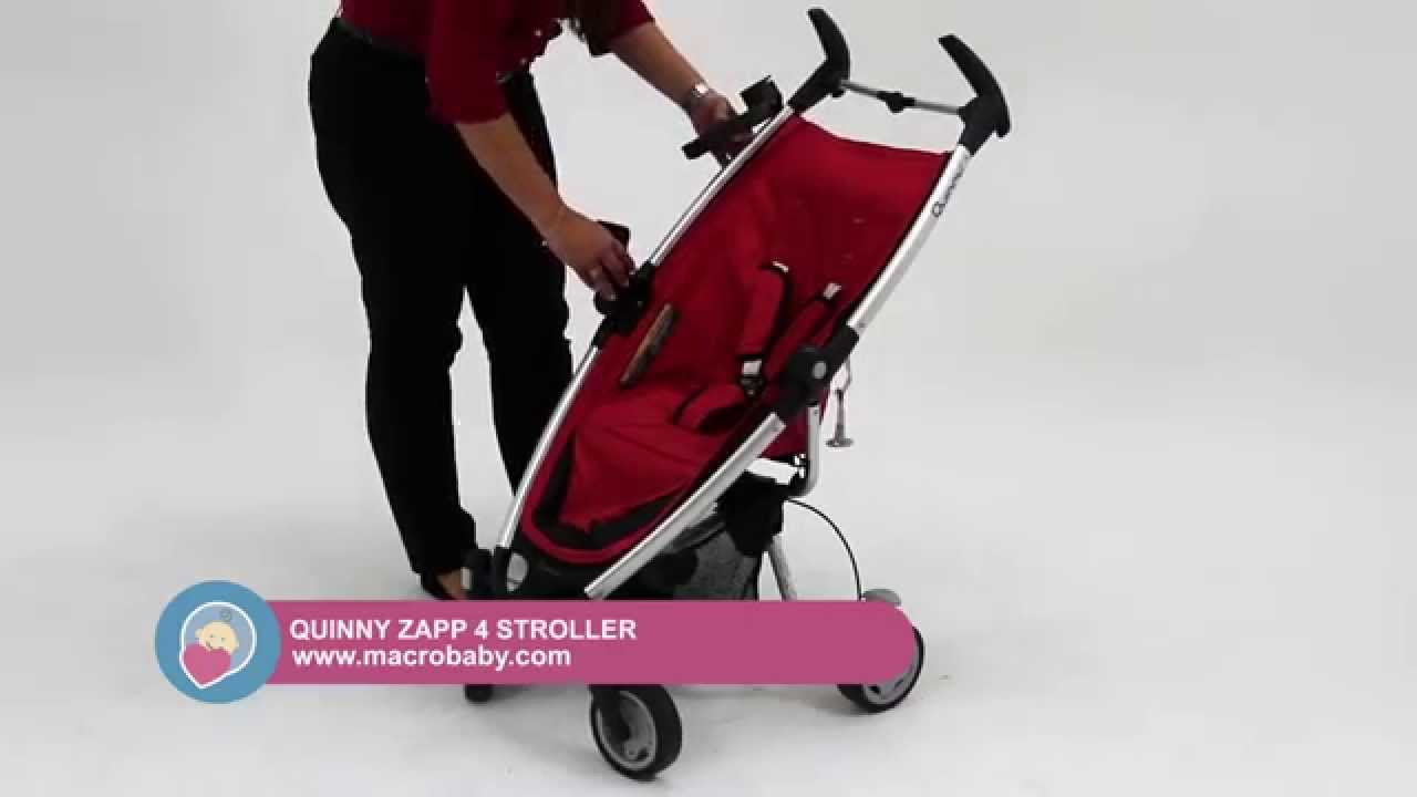 Coche Travel System Zapp Xtra 2 3r Red Rumour Zapp Xtra By Bybebé