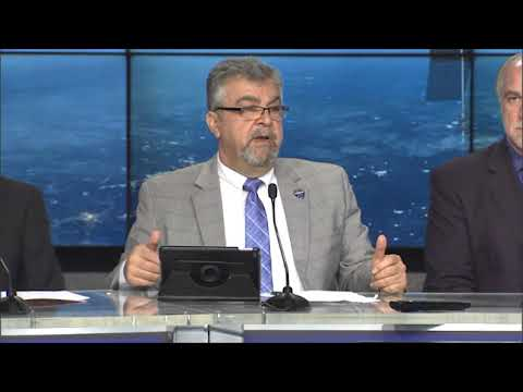 NASA News Briefing Previews Launch of TDRS-M Communications Satellite