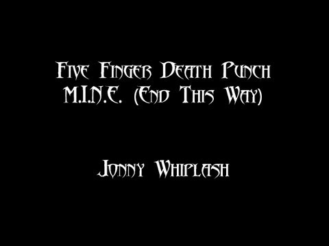 M.I.N.E. (End This Way) | Five Finger Death Punch | Vocal Cover
