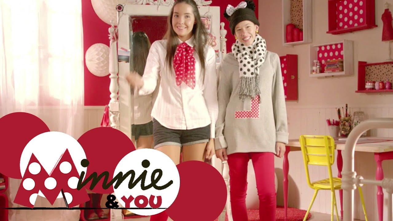 Minnie & You - Großes Gewinnspiel! Basteln im Minnie Maus Style ...
