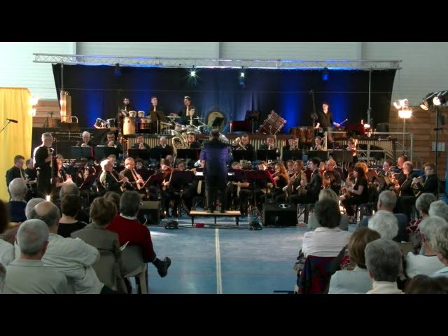 FOH31 2018 - Les feuilles mortes par l'Union Musicale Lauragaise