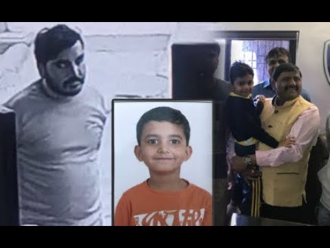 Young boy kidnapped in Morbi
