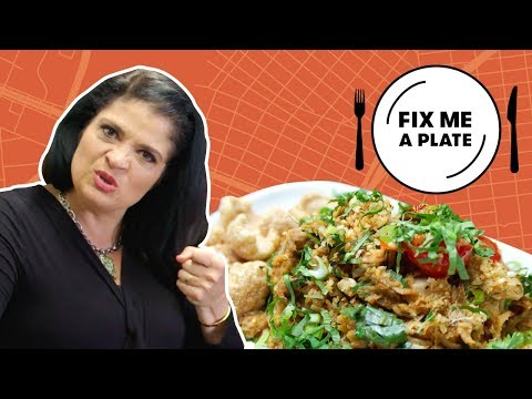 Alex Eats Authentic Thai Food At Pok Pok | Fix Me A Plate