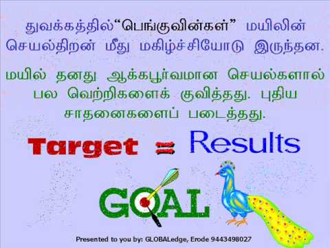 CHANGE MANAGEMENT (TAMIL PRESENTATION)