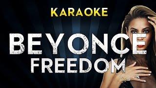 Beyonce Ft. Kendrick Lamar - Freedom | Official Karaoke Instrumental Lyrics Cover Sing Along