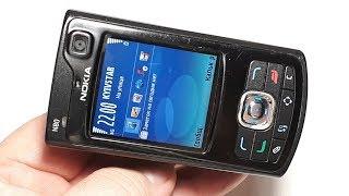 Nokia N80. Ретро телефон в идеале. Капсула времени. Обзор. Проверка. Тесты