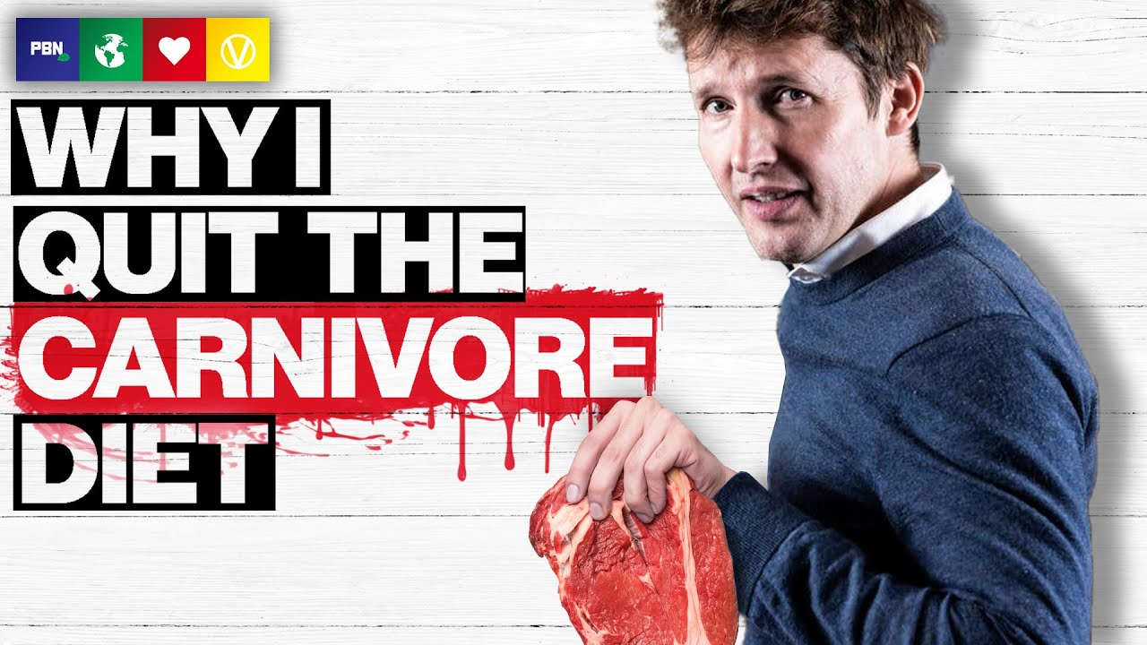 WHY I QUIT CARNIVORE DIET: James Blunt