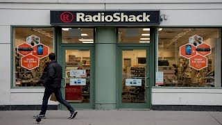 This Is Why RadioShack Is in Trouble