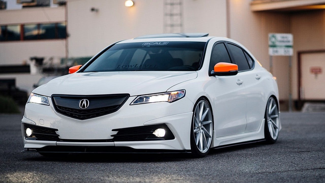 Acura Tlx Gt Awd 2017 Interior And Engine Specs